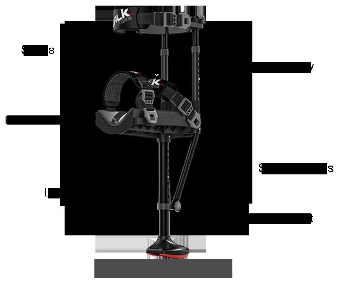 built-crutch