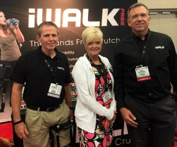 iWALK2.0 for Below Knee Amputees – AOPA Trade Show 2015
