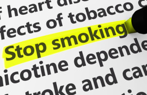 how to stop smoking and not gain weight