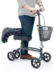 Sprained Ankle Injury Treatment And Recovery Sprained Ankle Crutches