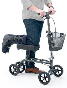 Image result for scooter broken leg